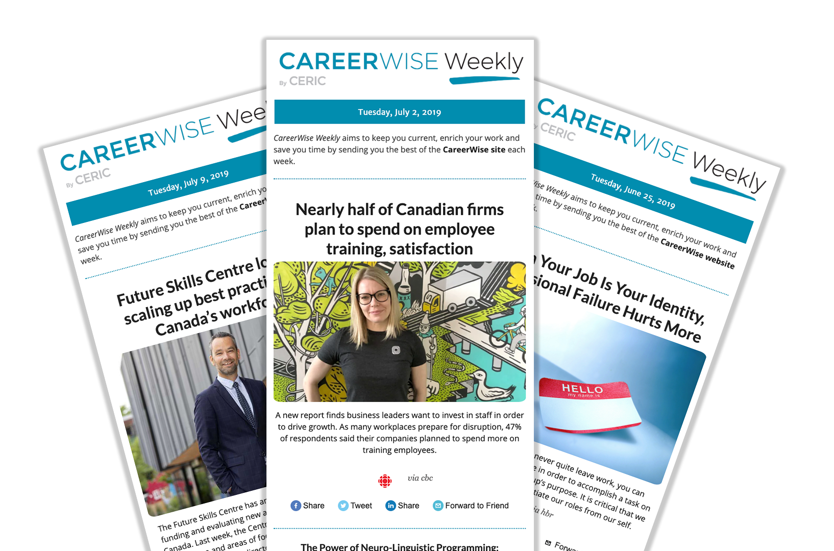 CERIC | Advancing Career Development in Canada