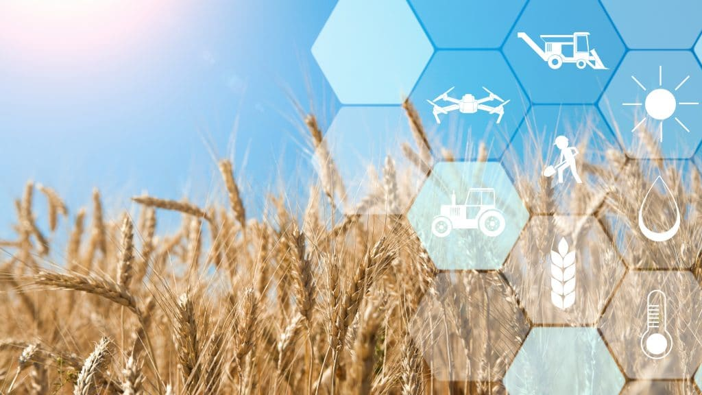 Smart farming and agritech.