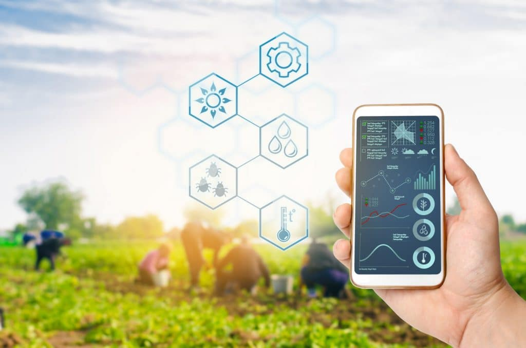 Smart agriculture: Future to crop quality improvement