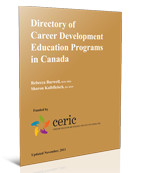 Career Development Education Programs in Canada