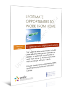 Legitimate Opportunities to Work from Home Workbook