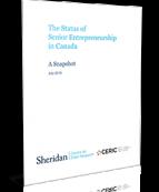 The Status of Senior Entrepreneurship in Canada: A Snapshot
